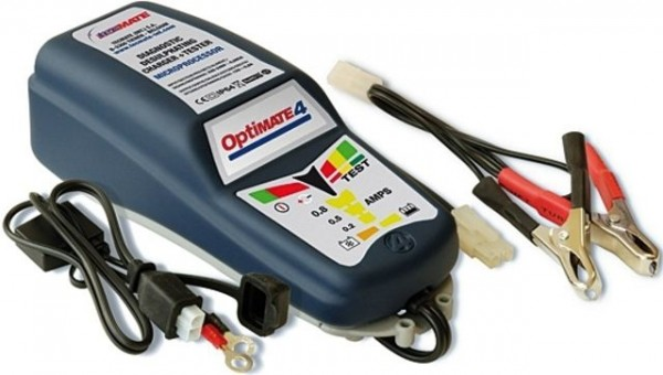 Ladegerät Optimate 4 Dual Program 12V
