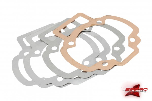 Fußdichtungsatz Stage6 R/T 70 / BIG BORE 95, Sinter-Metall, Piaggio LC