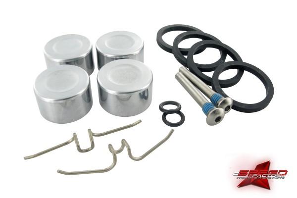 Reparaturkit Stage6 Bremszange, komplett, für Stage6 R/T 4-Kolben Bremssattel