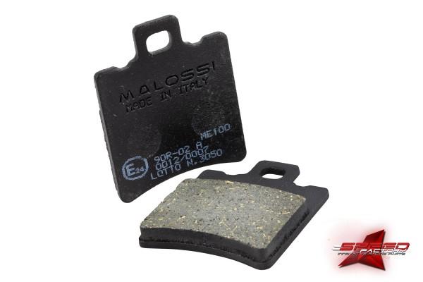 Bremsbelagsatz MALOSSI Sport, S10, mit ABE, e24 Prüfzeichen