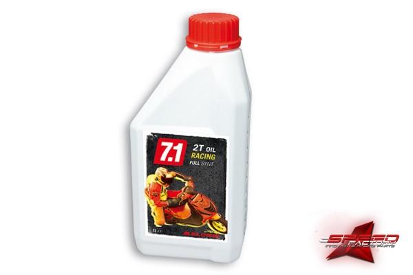 Öl 2-Takt MALOSSI 7.1, Racing, vollsynthetisch